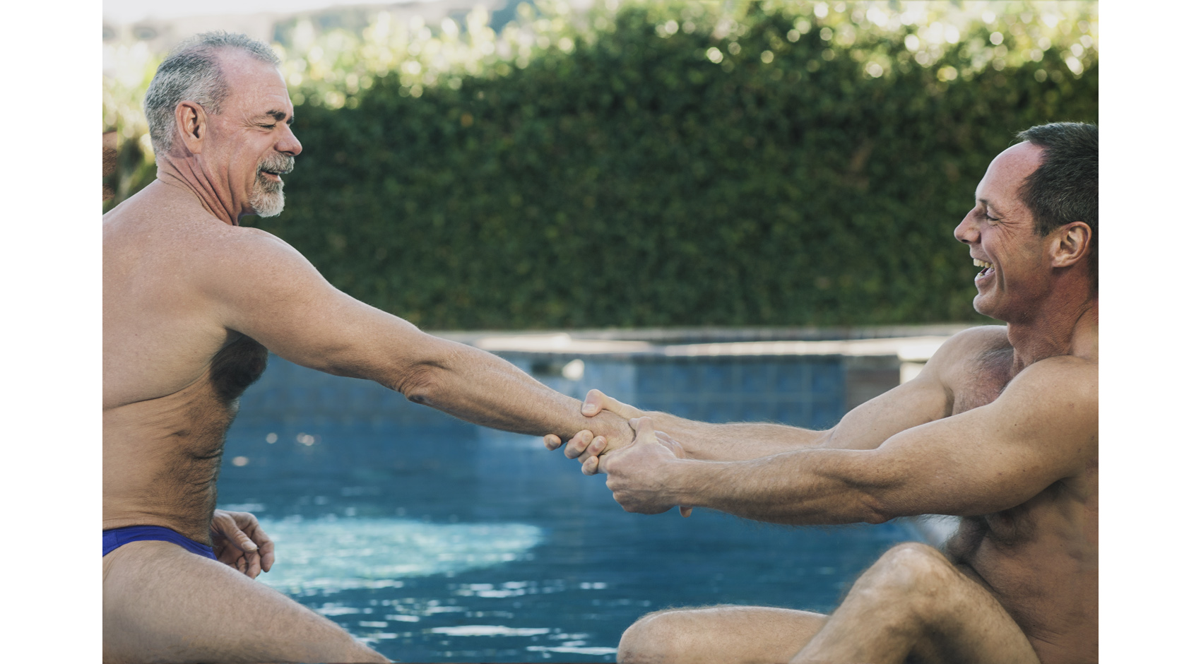 Men Over 50 - Greg + Doug